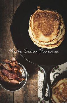 bacon-pancakes-0183A by PasstheSushi, via Flickr