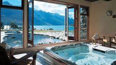 Blanket Bay Lodge, New Zealand | #travel #views