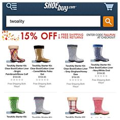 Remember when we said we had partnered with the LARGEST #footwear & #accessories retailer on the internet?... Well we are so excited to share good news! As of this morning #TwoAlity is officially a brand on #ShoeBuy.Com  Is this real life?!?!? Someone come pinch us!! #BootsByTwoAlity #TwoAlity #MadeintheUSA #ShoeBuy #Boots