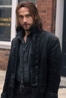 I love the Sleepy Hollow guy, Tom Mison. He needs to be spanked!