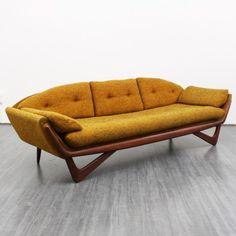 Gondola Sofa by Adrian Pearsall for Craft Associates
