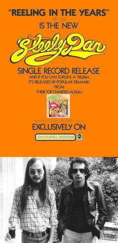 """Steely Dan """"Reelin' In the Years"""" (1972) — Walter Becker & Donald Fagen"""