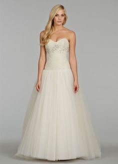 Bridal Gowns, Wedding Dresses by Jim Hjelm - Style jh8401