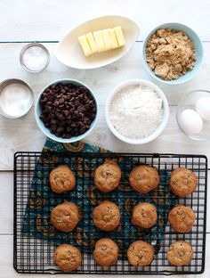 """The Best Homemade Chocolate Chip Cookies--""""One bite, and you'll know why this recipe went viral!"""""""