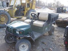 Jacobsen EZ Go ST 480 Utility Cart - For Sale - $ 3000