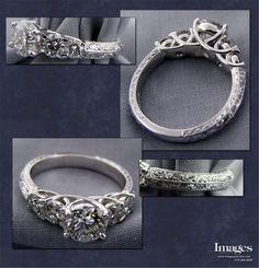 Hand engraving- beautiful
