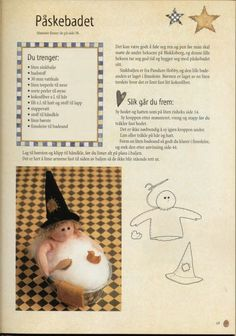 too adorable - this bathing witch :)