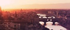 Firenze si tinge di rosa