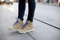 Nike Dunk Sky High. sneaker, shoe