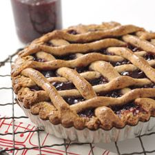 Gluten-Free Linzer Torte - This GF version of a classic linzer torte is quick and easy.