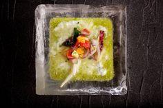 Spicy Lettuce Lassi Gazpacho