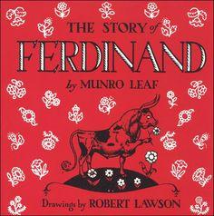 Ferdinand the Bull for President.