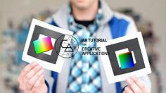 CAN Augmented Reality Tutorial by Amnon Owed. Augmented Reality Tutorial for CreativeApplications.net