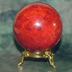 Red Coral Ball