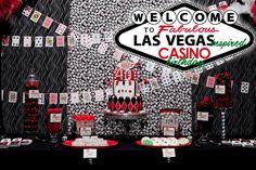 casino party, casino parti, birthday parti, parties, theme parti