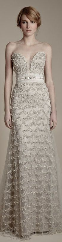 Ersa Atelier Preview 2013 Collection Formal Dresses #gown #bridal #wedding