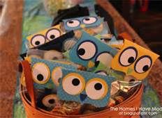 Owl Party Food Ideas - Bing Images
