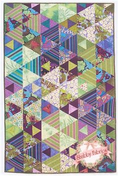 Vernal Equinox Quilt Pattern