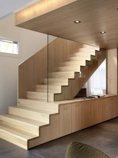 Timber house and interior