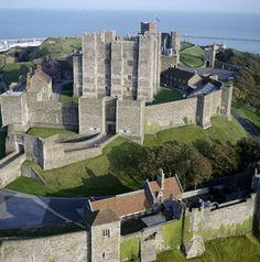 One of the most beautiful places I have ever been.. Dover Castle: The Keep at Dover Castle, Kent, UK
