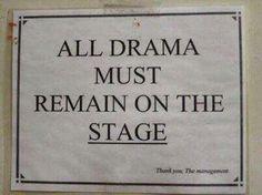 school, stuff, remain, musical theatre humor, dramas