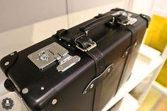 Globe-Trotter: luggage for grown men.