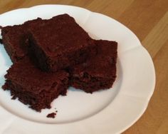 Toaster Oven Brownies! Gonna try these tonight!