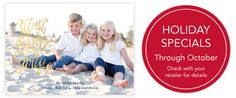 Boatman Geller Holiday Photocard Specials #holiday #Christmas #foil