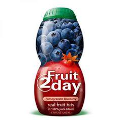 Fruit2Day Pomegranate Blueberry