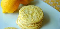 Lemon Supreme Cookies: 3 Ingredients - Somewhat Simple