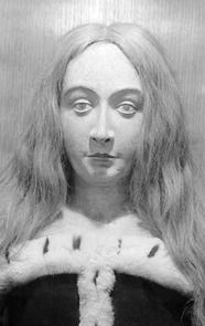 Elizabeth of York, Mother of Henry VIII  Funeral Effigy