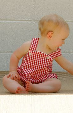 love me some red gingham