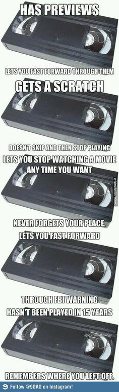 Good Guy VHS.