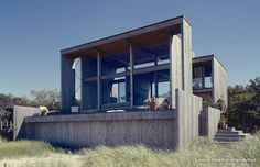 """Fire Island Modernist: Horace Gifford's """"Architecture of Seduction"""""""