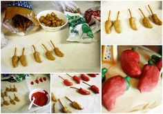 Candy Chilli Peppers #Fiesta #cincodemayo