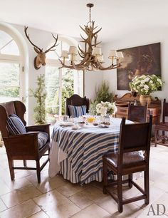 Ralph Lauren's Chic Homes and Office