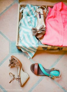 All the carry-on essentials you need for summer travel.