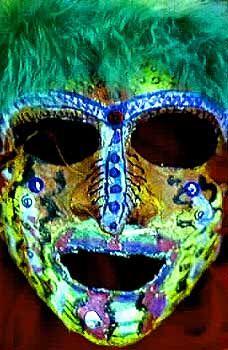 Plaster Mask Making