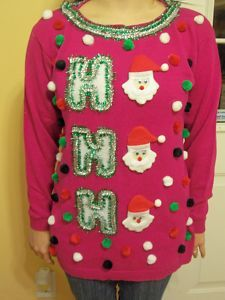 I LIKE THIS UGLY SWEATER