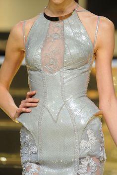 Versace Spring 2012 -Medieval Armour style.
