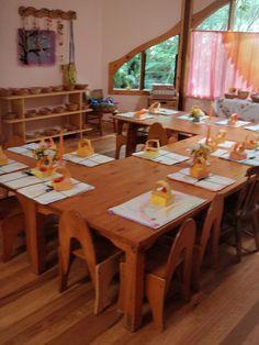 waldorf kindergarten room