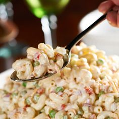 David Venable's All-American Macaroni Salad