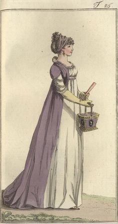 1797 Journal des Luxus und der Moden