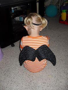 Bat Wing Shirts (tutorial)