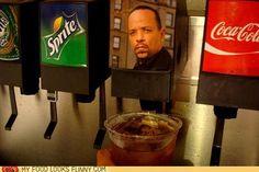 Hahahahaha ice t