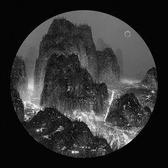 Yang Yongliang   New Moon