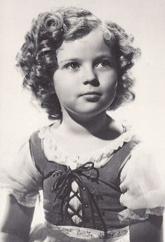 """Heidi"" - Shirley Temple                                        Remembering watching this on Blk TV @ Bernville!"