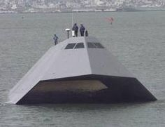 NAVY SEAL STEALTH SHIPS
