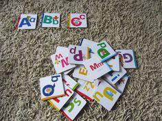 alphabet game for kids-free printable alphabet cards