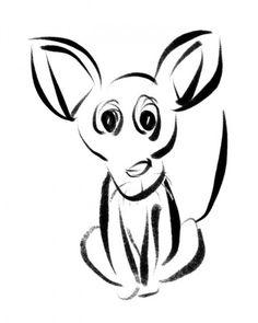 Chihuahua   Tattoo Ideas Central